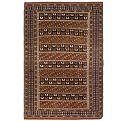 Link to 4' x 6' 2 Balouch Persian Rug