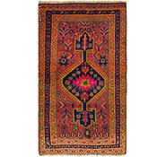 Link to 130cm x 225cm Shiraz-Lori Persian Rug