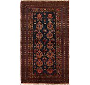 Link to 4' 4 x 7' 7 Balouch Persian Rug
