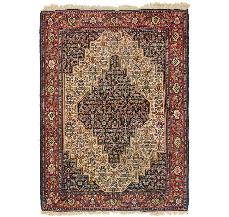 4' 9 x 6' 8 Bidjar Persian Rug