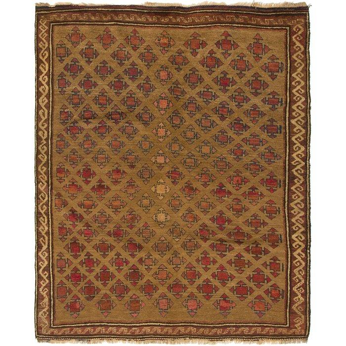 4' 10 x 6' Shiraz-Lori Persian Rug