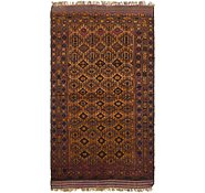Link to 4' 4 x 8' Balouch Persian Runner Rug