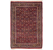Link to 3' 5 x 5' Bidjar Persian Rug
