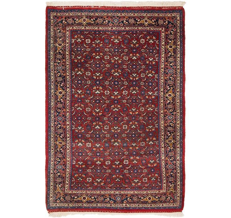 3' 5 x 5' Bidjar Persian Rug