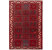 Link to 5' x 7' 6 Shiraz Persian Rug