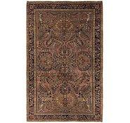 Link to 4' x 6' 4 Sarough Persian Rug