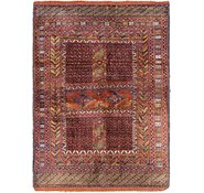 Link to 4' 2 x 5' 8 Bokhara Oriental Rug