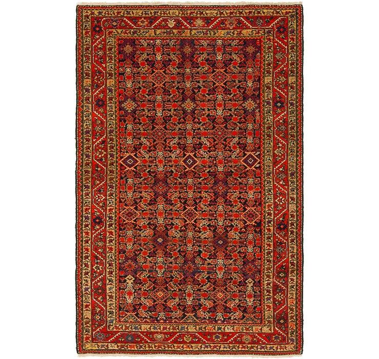 4' 2 x 6' 6 Malayer Persian Rug