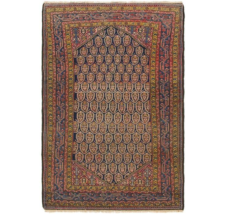 4' 6 x 6' 8 Malayer Persian Rug