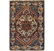 Link to 4' 5 x 6' 3 Bakhtiar Persian Rug