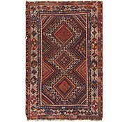 Link to 4' 7 x 7' 2 Shiraz Persian Rug