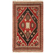 Link to 3' 10 x 6' 4 Shiraz Persian Rug