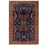 Link to 4' 5 x 6' 10 Sarough Persian Rug