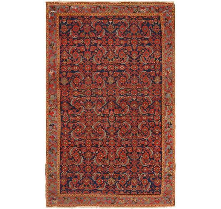 4' 3 x 6' 9 Malayer Persian Rug