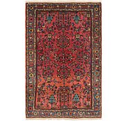 Link to 4' 4 x 6' 8 Sarough Persian Rug