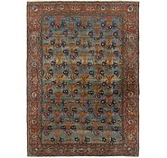 Link to 7' x 10' Kashan Persian Rug