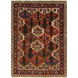 6' 8 x 9' 3 Bakhtiar Persian Rug