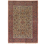 Link to 6' 2 x 8' 9 Kashan Persian Rug