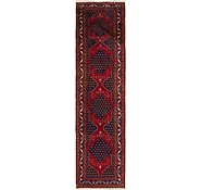 Link to 3' 4 x 13' 4 Tabriz Persian Runner Rug