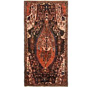 Link to 4' 2 x 8' 3 Hamedan Persian Runner Rug
