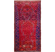 Link to 140cm x 275cm Shiraz-Lori Persian Rug