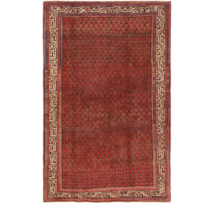 4' 3 x 6' 10 Botemir Persian Rug