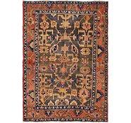 Link to 4' 5 x 6' 4 Hamedan Persian Rug