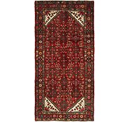 Link to 3' 9 x 7' 7 Hamedan Persian Rug