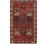 Link to 4' 8 x 7' 9 Shiraz Persian Rug