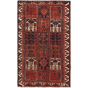 Link to 4' 8 x 7' 9 Shiraz Persian Rug item page