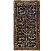 Link to 3' 5 x 6' 5 Hossainabad Persian Rug