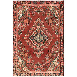 4' x 6' Bakhtiar Persian Rug