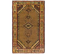 Link to 3' 7 x 6' Hamedan Persian Rug