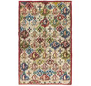 Link to 3' 10 x 6' Kashmar Persian Rug