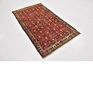 Link to 3' 6 x 6' 4 Hossainabad Persian Rug