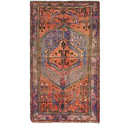 Link to 3' 5 x 6' 5 Hamedan Persian Rug