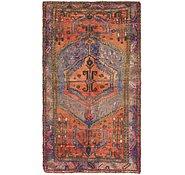 Link to 3' 5 x 6' 5 Hamedan Persian Rug