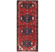 Link to 3' 10 x 9' 10 Hamedan Persian Runner Rug