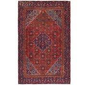 Link to 5' 7 x 9' Farahan Persian Rug
