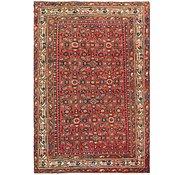 Link to 4' 4 x 6' 6 Mahal Persian Rug