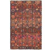 Link to 147cm x 235cm Hamedan Persian Rug
