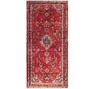 Link to 3' 5 x 7' 7 Hamedan Persian Runner Rug