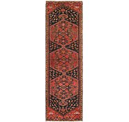 Link to 2' 9 x 9' 10 Khamseh Persian Runner Rug