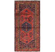 Link to 3' 5 x 7' Khamseh Persian Runner Rug