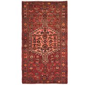 Link to 3' 7 x 6' 8 Hamedan Persian Rug