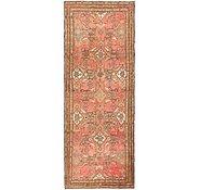 Link to 107cm x 295cm Hamedan Persian Runner Rug