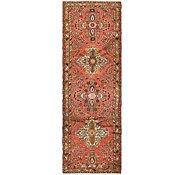 Link to 107cm x 325cm Hamedan Persian Runner Rug