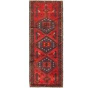 Link to 110cm x 292cm Meshkin Persian Runner Rug