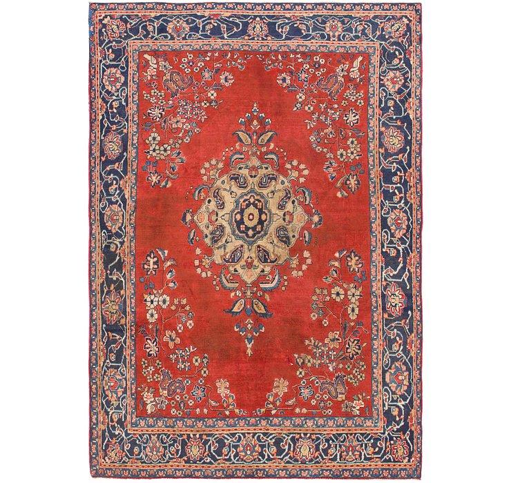 7' x 10' 3 Liliyan Persian Rug