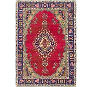 Link to 6' 3 x 9' 2 Tabriz Persian Rug